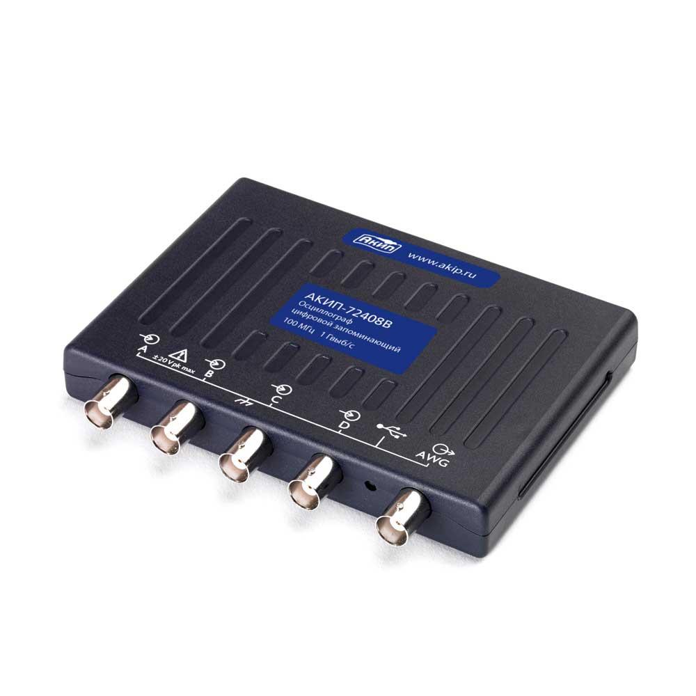 USB-осциллограф 72206B
