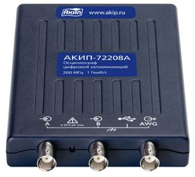 USB-осциллограф 72204A
