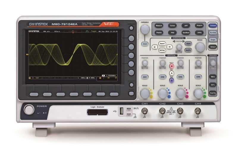 Осциллограф смешанных сигналов MSO-72072E