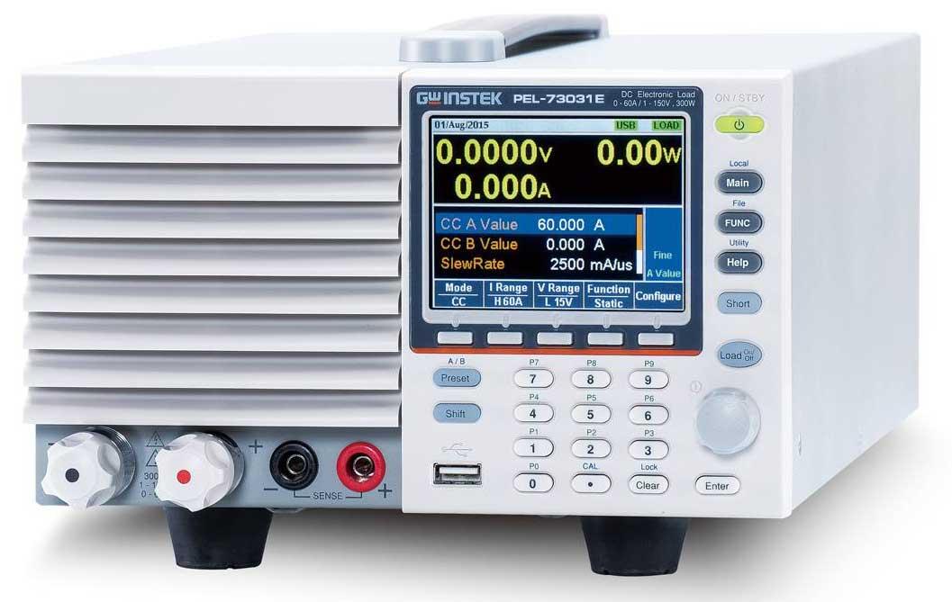 Программируемая электронная нагрузка постоянного тока PEL-73031E