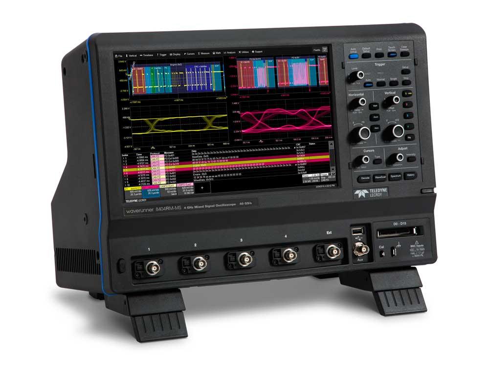 Цифровой осциллограф WaveRunner 8054R