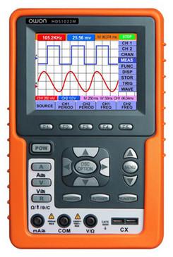 Осциллограф-мультиметр HDS1022M