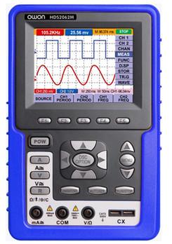 Осциллограф-мультиметр HDS2062M