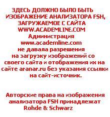 R&S FSH3/FSH6