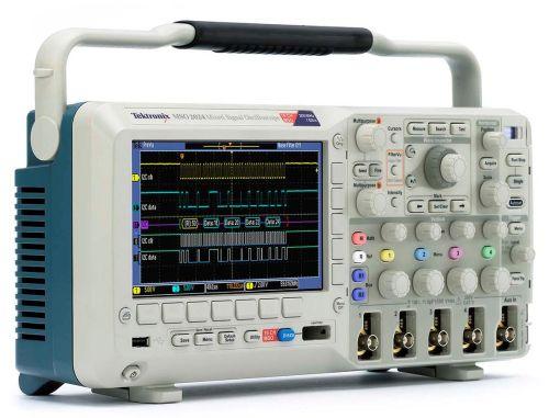 Осциллограф смешанных сигналов MSO-2024B